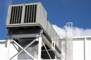 Industrial, Air Handling Unit, AHU, HVAC, Green Air Environmental