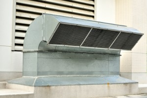 Industrial HVAC. LEED, U.S. Green Building Council, Sustainable, Steam Cleaning, Indoor Air Quality