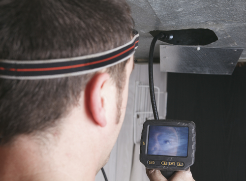 HVAC, Technician, Manometer, Indoor Air Quality, Testing, Green Air Environmental, Green Building