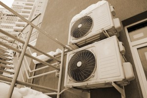 Energy efficiency, Air condenser unit, HVAC, Indoor Air Quality, Green building, Energy efficiency, Green Air Environmental