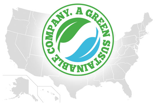 Green Air Environment Franchise Map