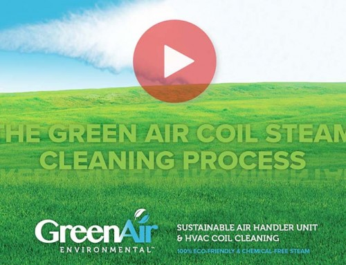 Video: Learn About Green's Air's Amazing AHU Coil Cleaning Process